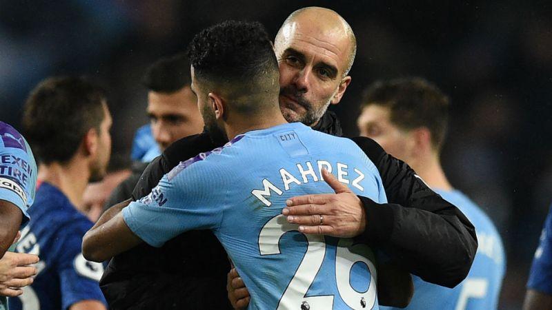 Mahrez_Guardiola