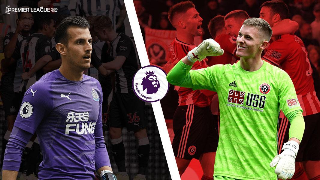Martin-Duravka-vs-Dean-Henderson-Newcastle-vs-Sheffield-United
