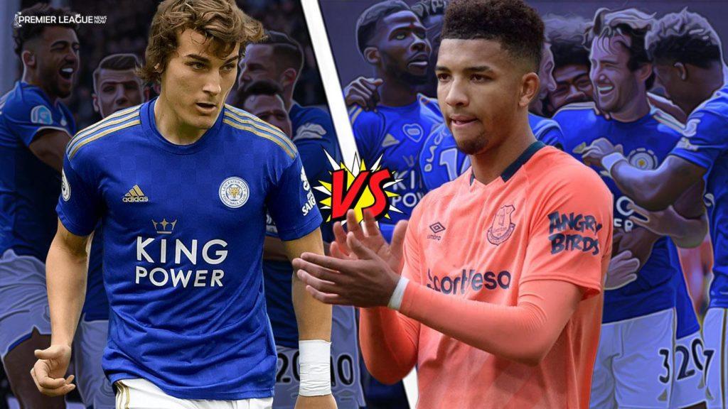 Mason-Holgate-vs-Caglar-Soyuncu-Everton-vs-Leicester-Premier-League-2019-20