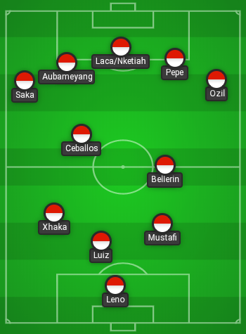 arsenal-favourable-lineup-xhaka