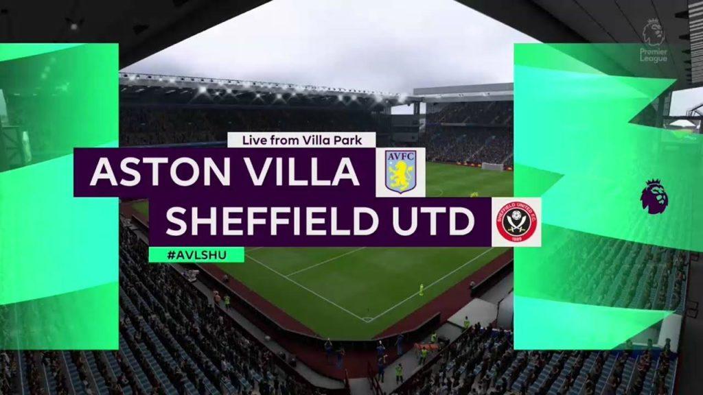sheffield united vs aston villa - photo #15