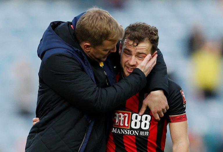Eddie Howe confirms Ryan Fraser won't play again for the club