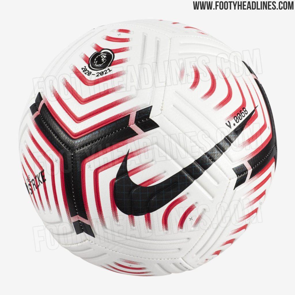 Premier League 2020 21 Nike Ball Leaked