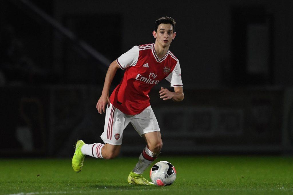 CharliePatino_Arsenal-academy
