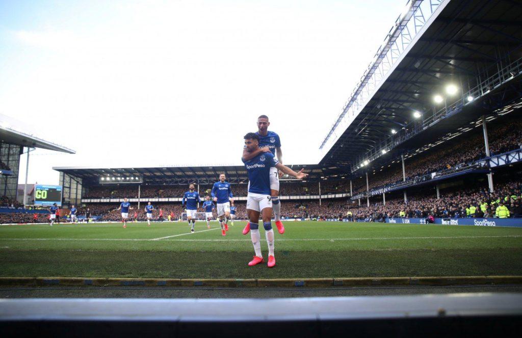 Raul Jimenez vs Dominic Calvert-Lewin   Wolves vs Everton