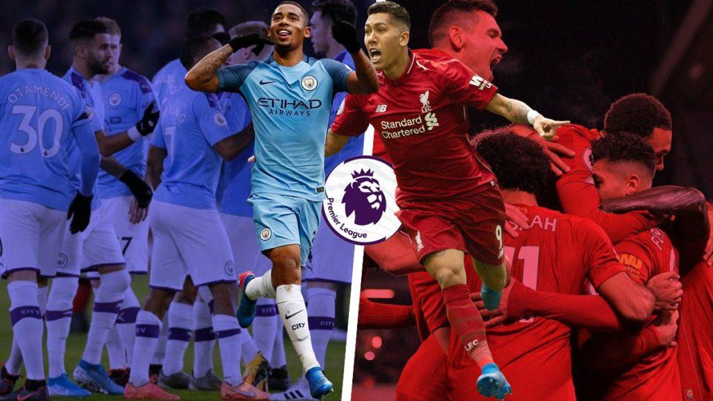 Gabriel-Jesus-vs-Roberto-Firmino-Manchester-City-vs-Liverpool-Premier-League-2019-20-Preview