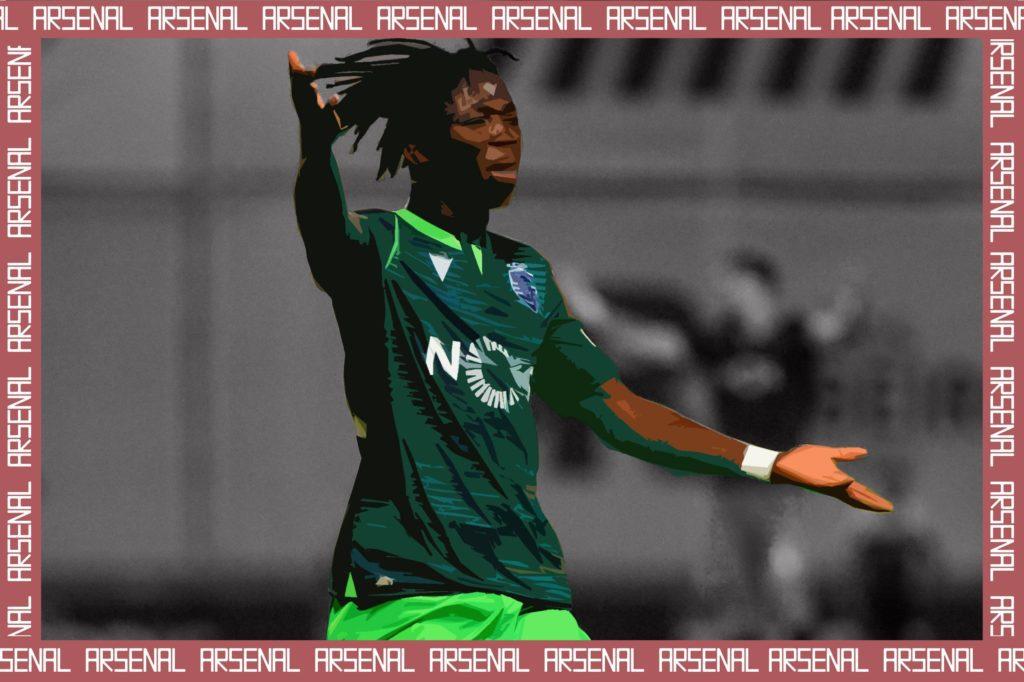 Joelson-Fernandes-Arsenal