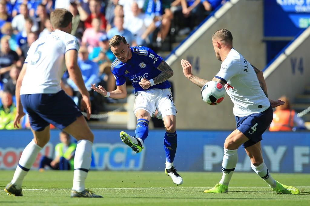 Leicester_Tottenham_Best_Eleven