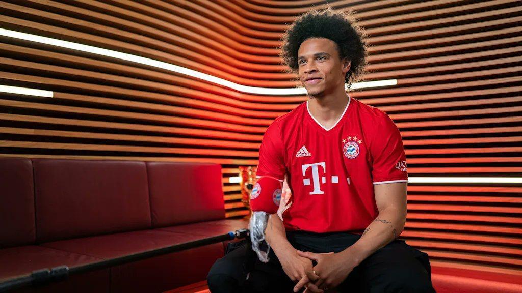 Leroy_Sane_Bayern_Munich_first_interview