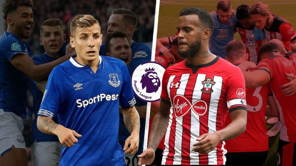 Lucas-Digne-vs.-Ryan-Bertrand-everton-vs-southampton-Premier-League-2019-20