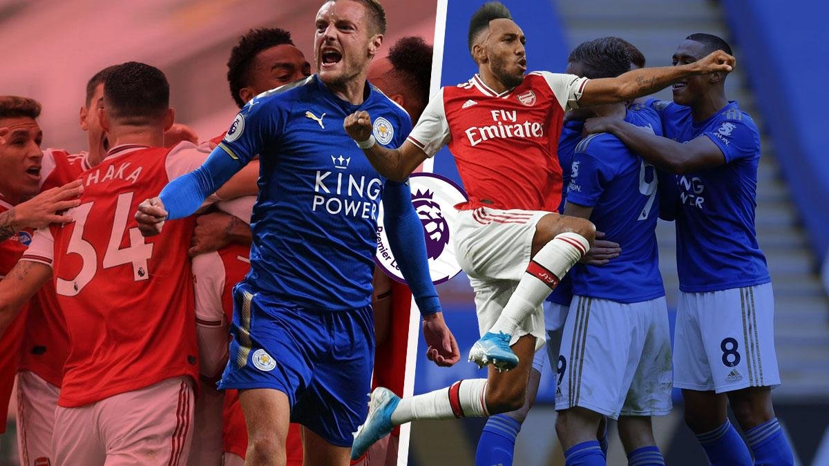 vardy-aubameyang-arsenal-leicester-city-premier-league-2019-20