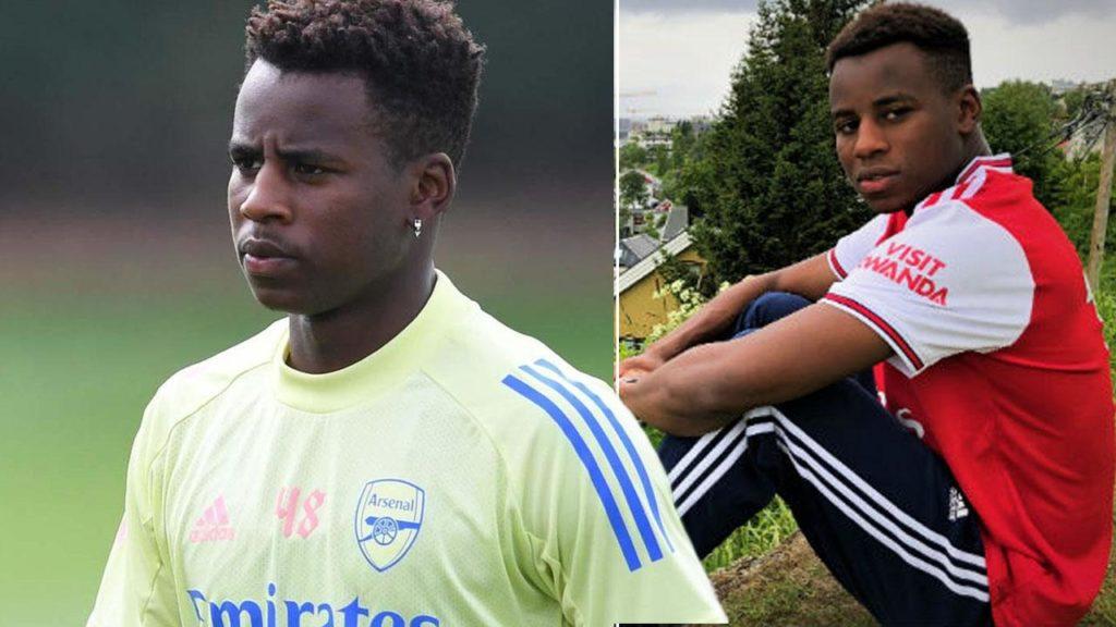 George-Lewis-Arsenal
