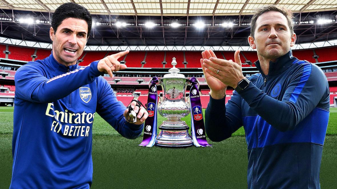 Arsenal Vs Chelsea 5 Key Clashes Fa Cup Finals 2020