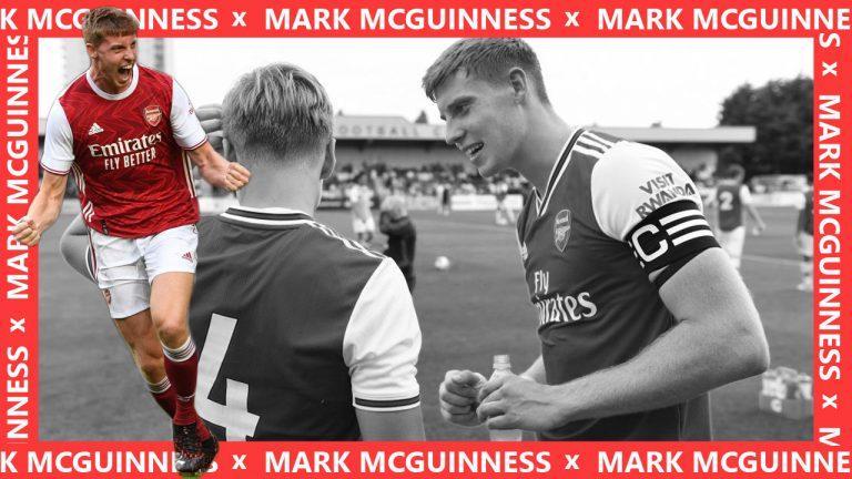 Mark McGuinness – Irish Van Dijk?