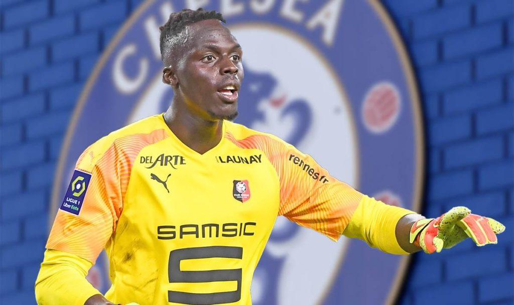 Edouard-Mendy-Chelsea