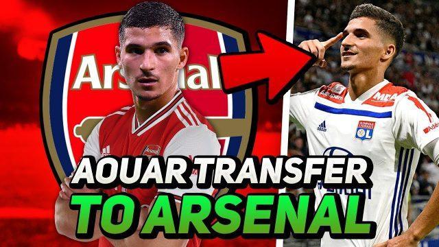 Houssem-Aouar-transfer-Arsenal
