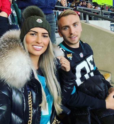 JarrodBowen-with-Girlfriend-Jaz