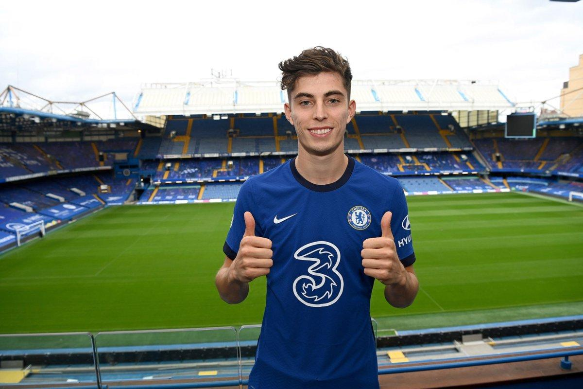 KaiHavertz-Chelsea-transfer