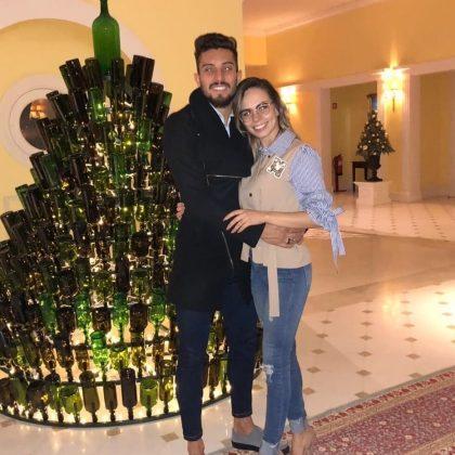 Alex-Telles-wife-Priscila-Minuzzo-Christmas-Holidays