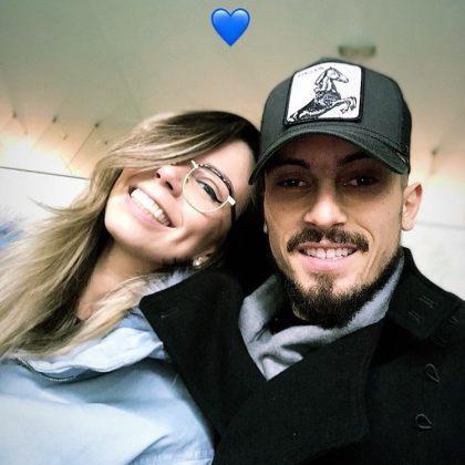 Man-United-Alex-Telles-wife-Priscila-Minuzzo