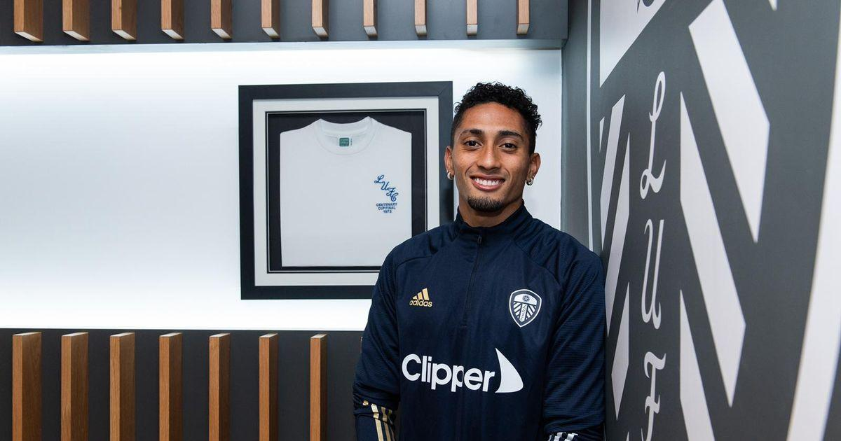 Raphinha-signs-Leeds-United