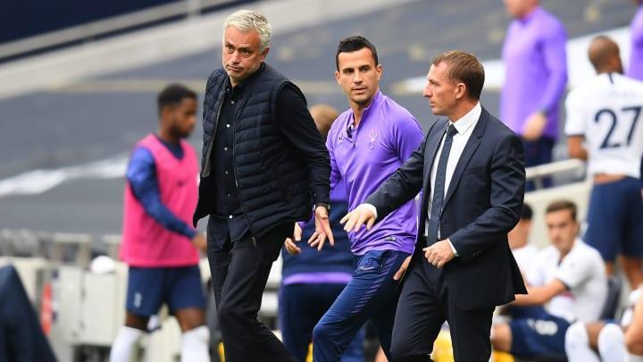 Tottenham-Hotspur-v-Leicester-City-Premier-League-Mourinho-Brendan-Rodgers