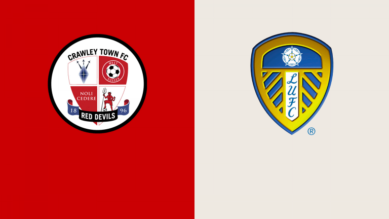 Match Preview – Crawley Town vs Leeds United   FA CUP