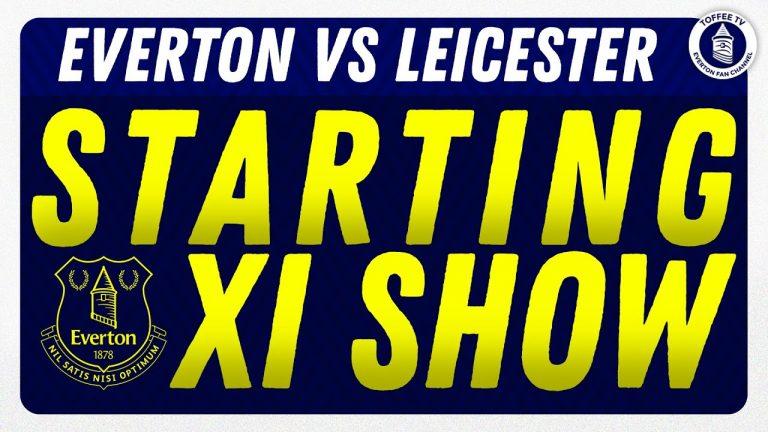 Everton Predicted XI vs Leicester City | Premier League 2020/21