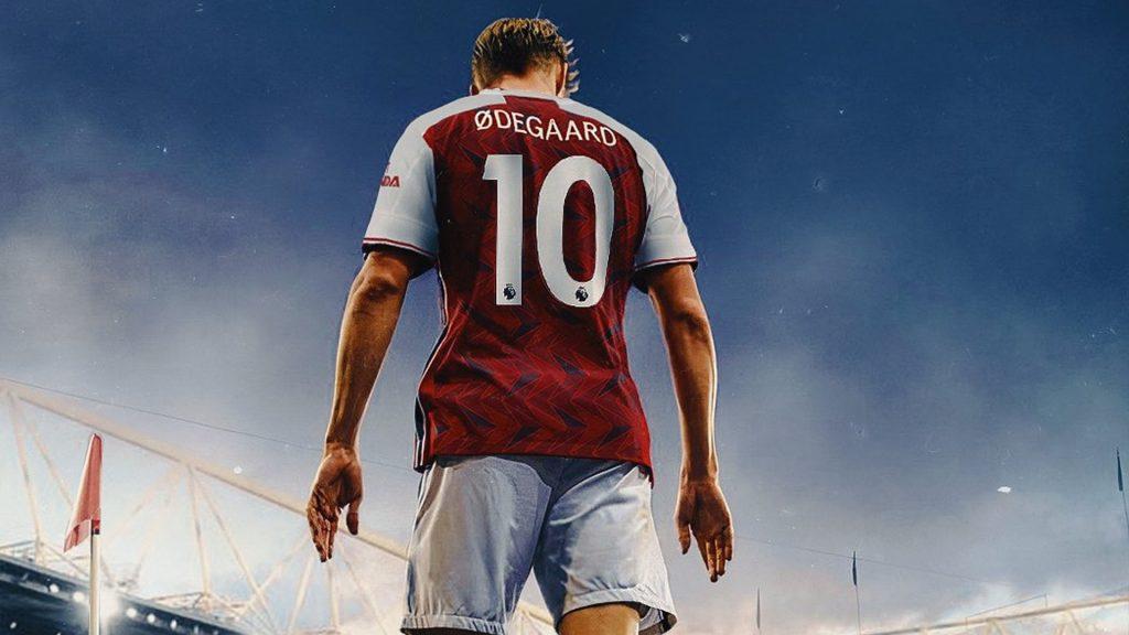 Martin-Odegaard-Arsenal