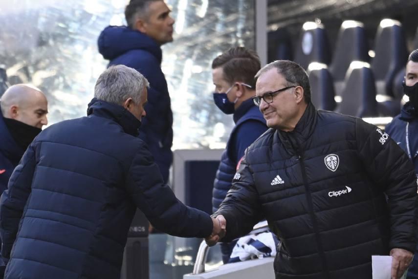 Mourinho-Bielsa