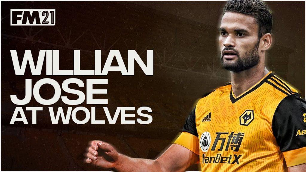 Willian_Jose_Wolves