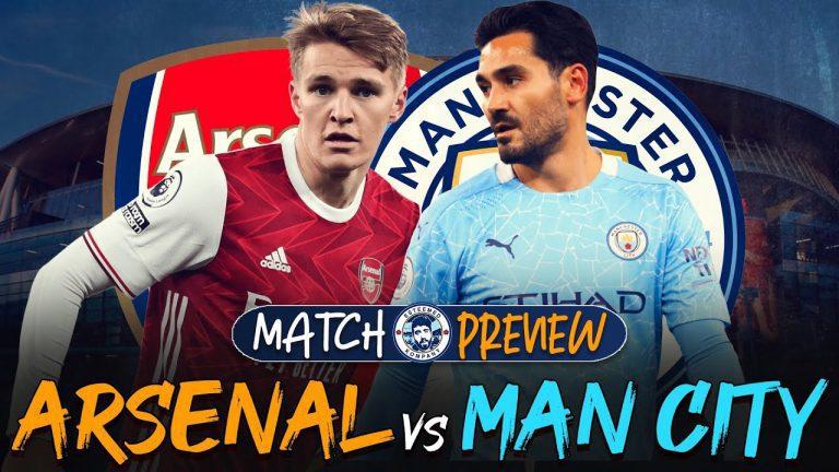 Arsenal vs Manchester City: Match Preview | Premier League 2020/21