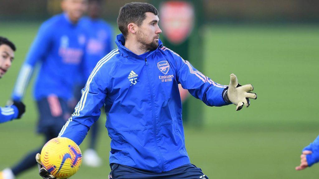Mat_Ryan_Arsenal_Debut