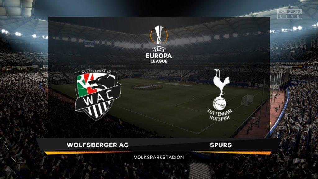 Wolfsberger-vs-Tottenham-Hotspur
