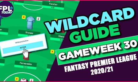 fpl-gameweek-30-wildcard