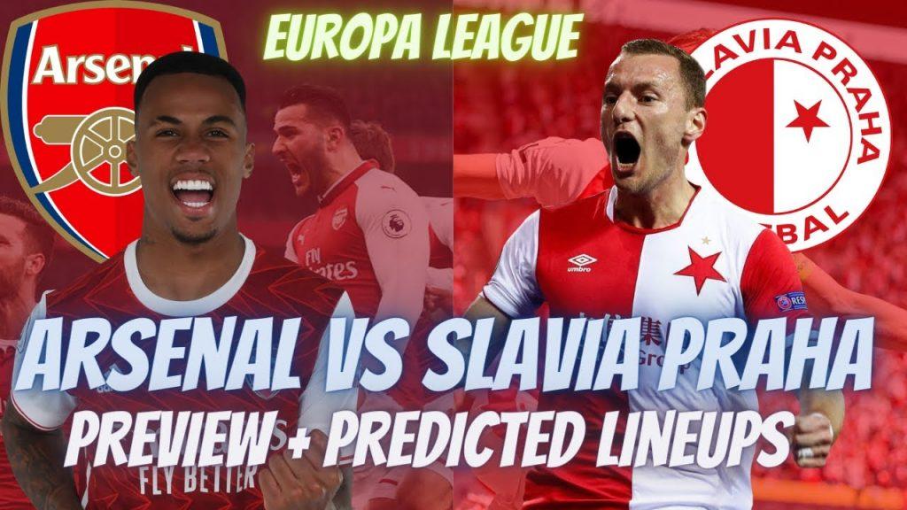 Arsenal-vs-Slavia-Prague-Preview