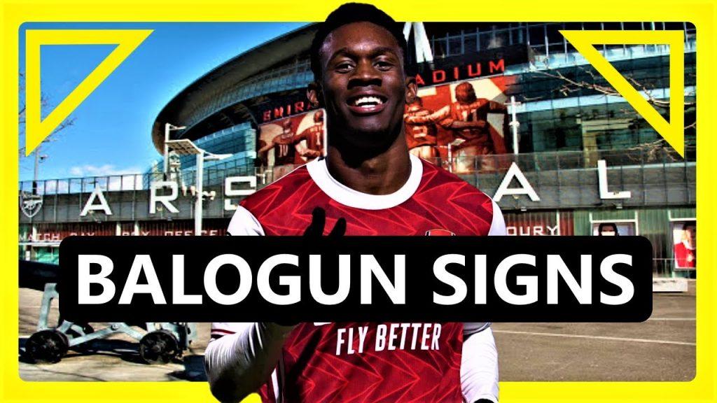 Folarin-Balogun-Arsenal-Contract
