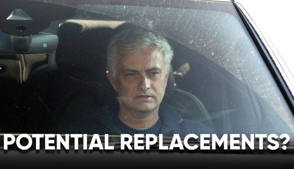 Jose_Mourinho_tottenham_Spurs_replacements