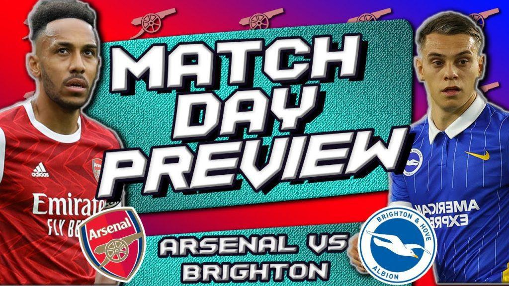 Arsenal-vs-Brighton-Preview