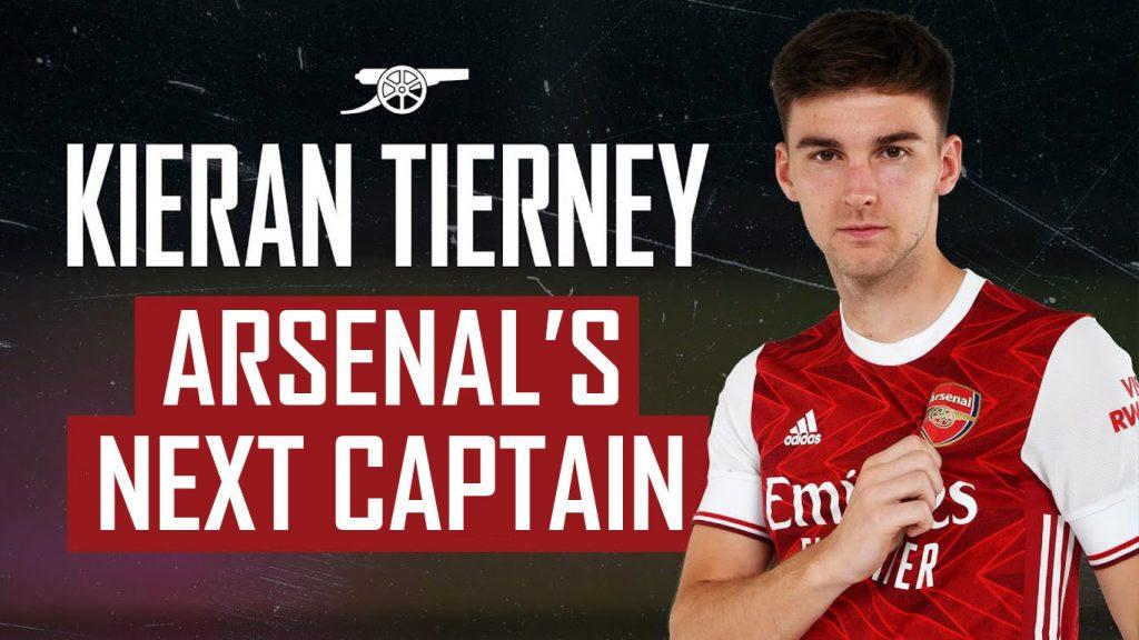 Kieran_Tierney_Arsenal_Captain