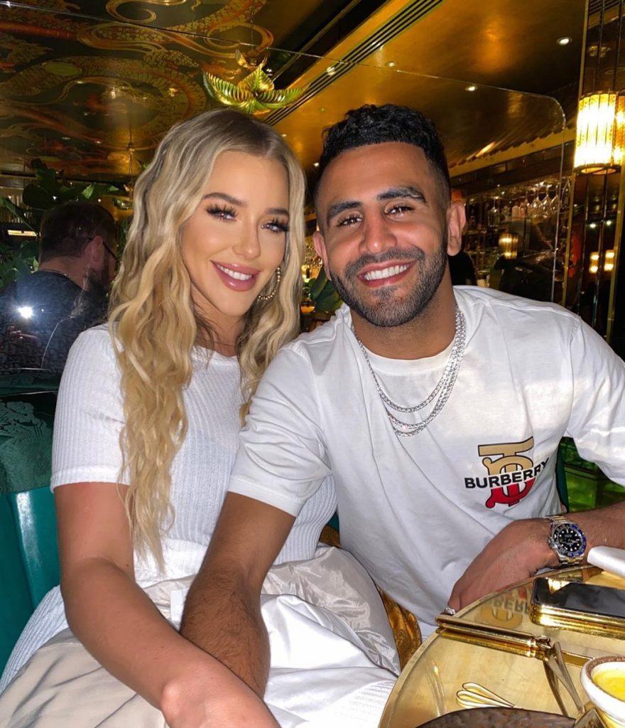 Riyad-Mahrez-fiance-Taylor-Ward