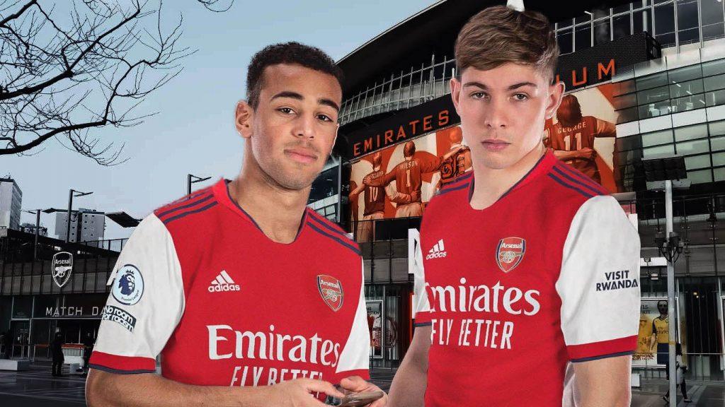Tyler_Adams_Arsenal