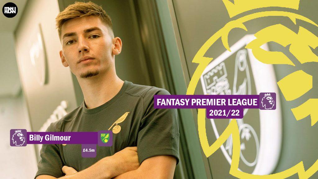 FPL-Billy-Gilmour-Norwich-City-Fantasy-Premier-League-2021-22