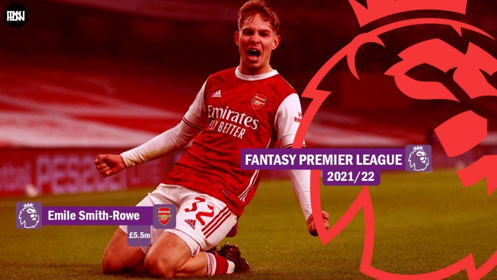 FPL-Emile-Smith-Rowe-Arsenal-Fantasy-Premier-League-2021-22