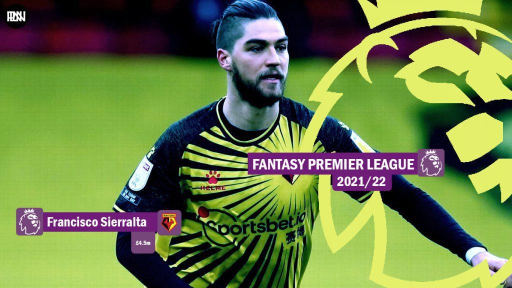 FPL-Francisco-Sierralta-Watford-Fantasy-Premier-League-2021-22