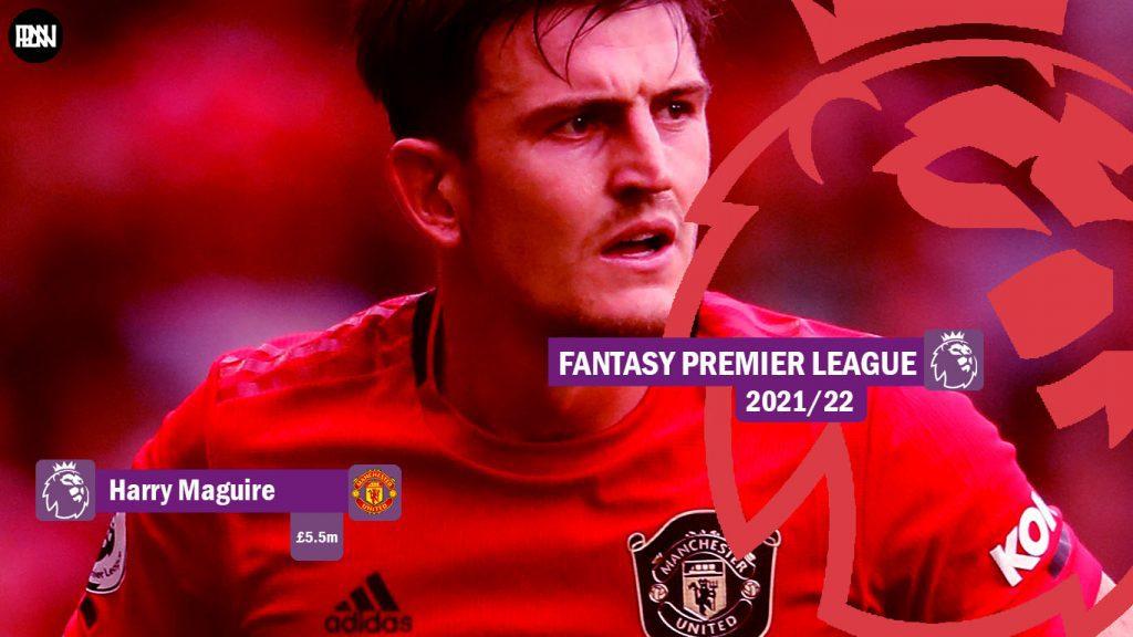 FPL-Harry-Maguire-Manchester-United-Fantasy-Premier-League-2021-22