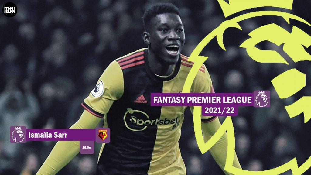 FPL-Ismaila-Sarr-Watford-Fantasy-Premier-League-2021-22