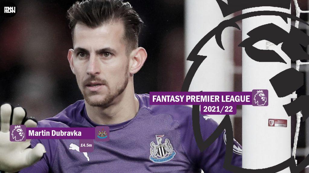 FPL-Martin-Dubravka-Newcastle-United-Fantasy-Premier-League-2021-22