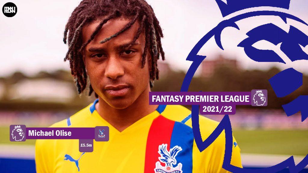 FPL-Michael-Olise-Crystal-Palace-Fantasy-Premier-League-2021-22