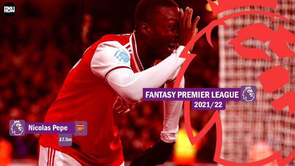 FPL-Nicolas-Pepe-Arsenal-Fantasy-Premier-League-2021-22